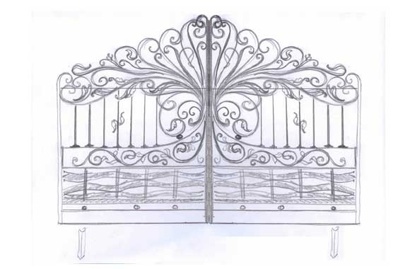 The art of wrought iron