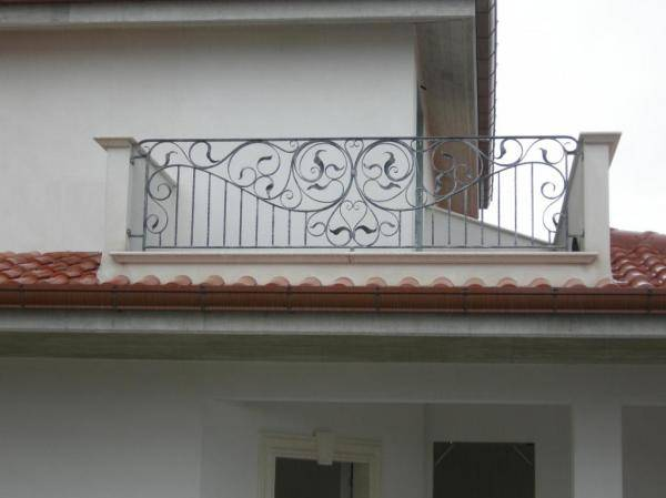 Exterior balustrades Hand crafted creations wrought iron pag 3