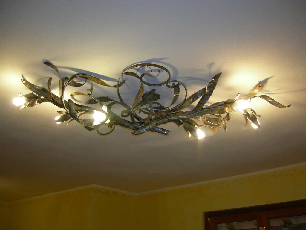 Wall mounted lighting fixtures in wrought iron pag 2 arubaitofo Image collections