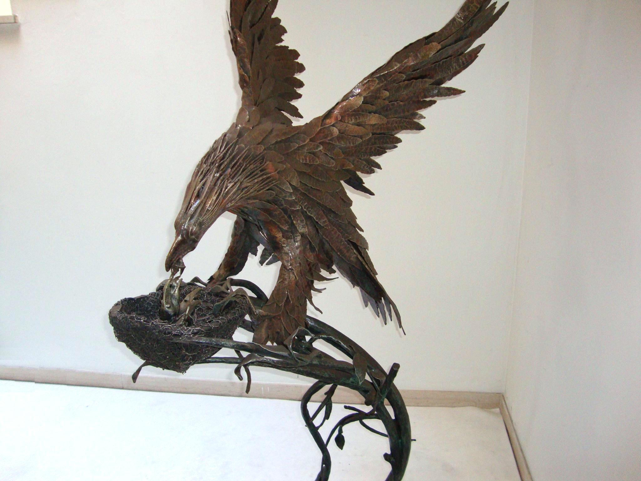 Wrought Iron Sculptures Sculptures In Iron Art And