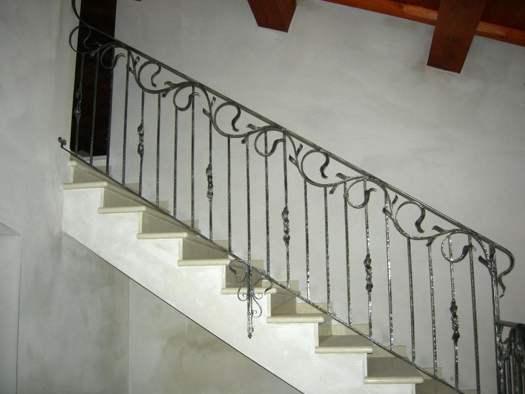 Interior Balustrades Wrought Iron Stairways Railings